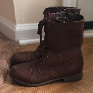 Rampage Shoes - Rampage combat boots